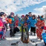 Kinder Skifest